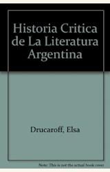 Papel HISTORIA CRITICA DE LA LITERATURA ARGENTINA - TOMO 11