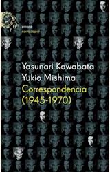 Papel CORRESPONDENCIA (1945-1970) KAWABATA/MISHIMA 10/06