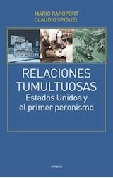 Papel RELACIONES TUMULTUOSAS