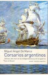 Papel CORSARIOS ARGENTINOS