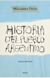 Papel HISTORIA DEL PUEBLO ARGENTINO