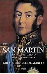 Papel SAN MARTIN GENERAL VICTORIOSO, PADRE DE NACIONES