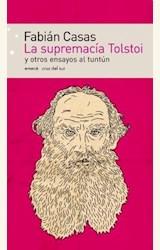 Papel LA SUPREMACIA TOLSTOI