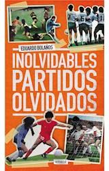 E-book Inolvidables partidos olvidados