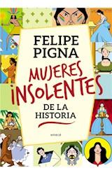 E-book Mujeres insolentes de la historia