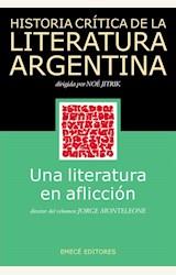 Papel HISTORIA CRÍTICA DE LA LITERATURA ARGENTINA 12