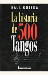 Papel HISTORIA DE 500 TANGOS