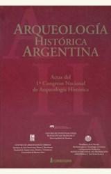 Papel ARQUEOLOGIA HISTORICA ARGENTINA