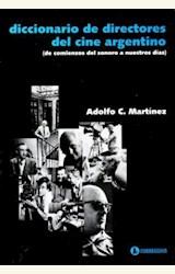 Papel DICCIONARIO DE DIRECTORES DEL CINE ARGENTINO