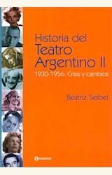 Papel HISTORIA DEL TEATRO ARGENTINO II