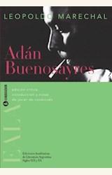 Papel ADAN BUENOSAYRES -EDICION CRITICA-