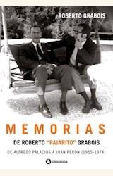 Papel MEMORIAS DE ROBERTO PAJARITO GRABOIS