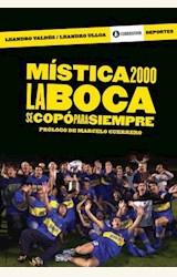 Papel MISTICA 2000, LA BOCA SE COPO PARA SIEMPRE