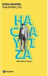 Papel PROSA DE HACHA Y TIZA
