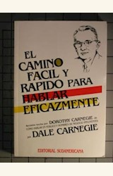 Papel CAMINO FACIL Y RAPIDO PARA HABLAR EFICAZMENTE, EL