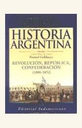 Papel NUEVA HISTORIA ARGENTINA(REVOL.,REP. Y CONFED.)TOMO III