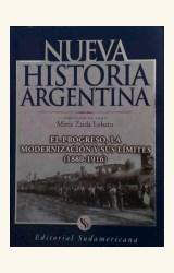 Papel NUEVA HISTORIA ARGENTINA T.V(PROGRESO, LA MODERNIZACION...)