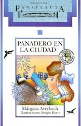 Papel PANADERO EN LA CIUDAD