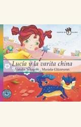 Papel LUCIA Y LA VARITA CHINA