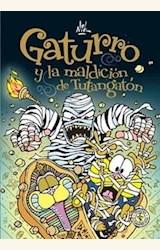 Papel GATURRO Y LA MALDICION DE TUTANGATON