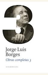 Papel OBRAS COMPLETAS 3 (BORGES)