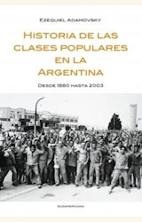 Papel HISTORIA DE LAS CLASES POPULARES EN LA ARGENTINA 2