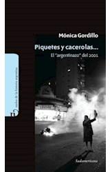 E-book Piquetes y cacerolas