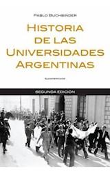 E-book Historia de las universidades Argentinas