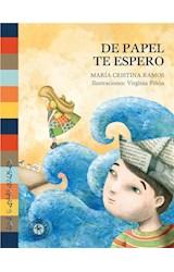 E-book De papel te espero (Fixed layout)