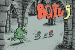 Papel BATU 5