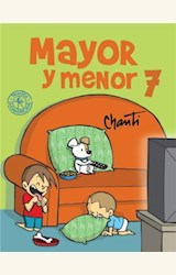 Papel MAYOR Y MENOR 7