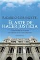 Libro El Arte De Hacer Justicia