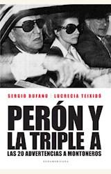 Papel PERON Y LA TRIPLE A