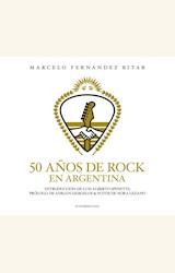 Papel 50 AÑOS DE ROCK EN ARGENTINA