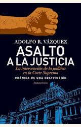 Papel ASALTO A LA JUSTICIA