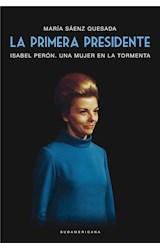 E-book La primera presidente