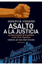 E-book Asalto a la Justicia