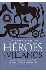 E-book Héroes y villanos
