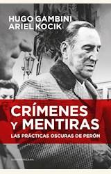 Papel CRIMENES Y MENTIRAS
