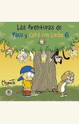 Papel LAS AVENTURAS DE FACU Y CAFE CON LECHE 6