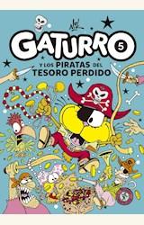 Papel GATURRO 5. GATURRO Y LOS PIRATAS DEL TES