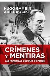E-book Crímenes y mentiras