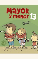 Papel MAYOR Y MENOR 13