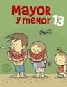 Libro 13. Mayor Y Menor