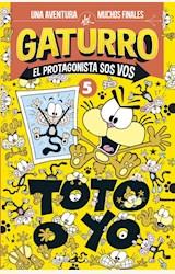 Papel GATURRO TOTO Y YO