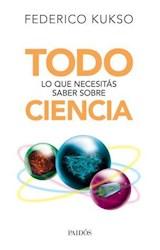 E-book Todo lo que necesitás saber sobre ciencia