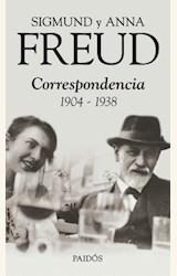 Papel SIGMUND Y ANNA FREUD, CORRESPONDENCIA 1904 - 1938
