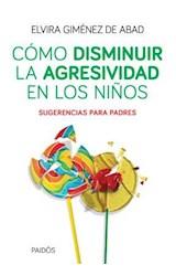 E-book Cómo disminuir la agresividad en los niños