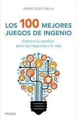 Papel LOS 100 MEJORES JUEGOS DE INGENIO