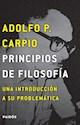 Libro Principios De Filosofia